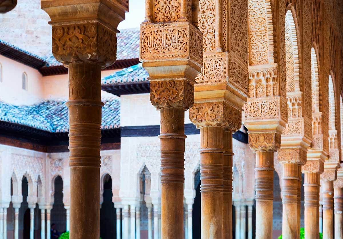 Castillos de Andalucia