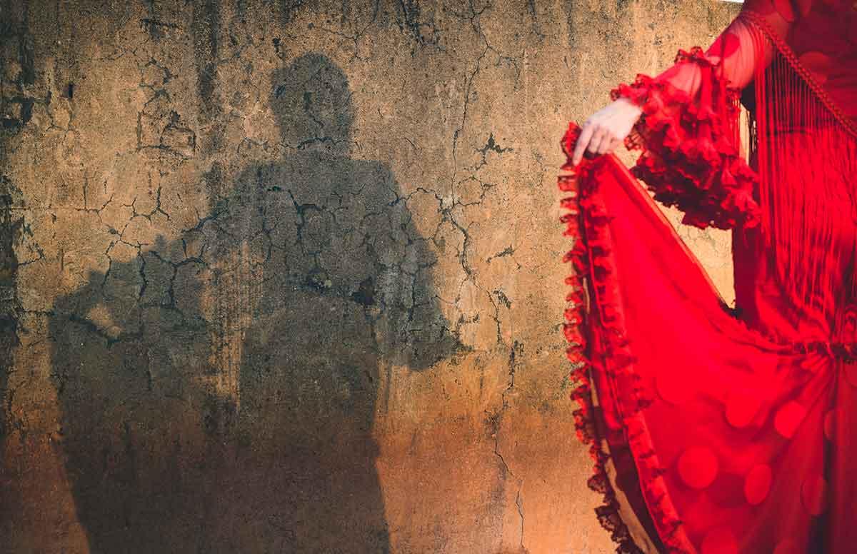 Flamenco en Andalucia