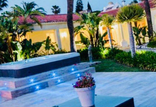Villa de Lujo en Marbella Eventos y Grupos