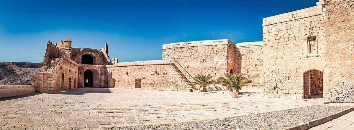 Alcazaba y Murallas de Almeria