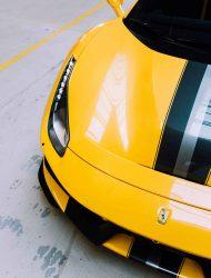 High-end car rental