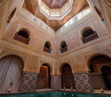 Baño Arabe en Andalucia