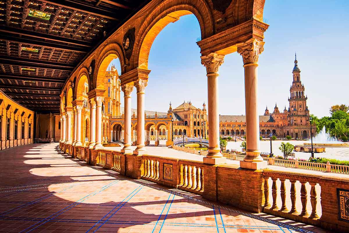 Plazas que ver en Andaluciia