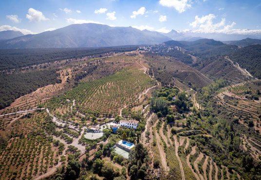 Cortijo Rural Granada