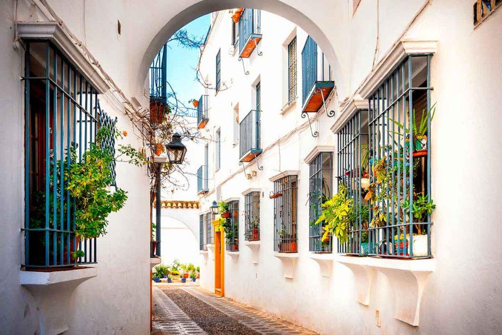 Calle Judería de Córdoba