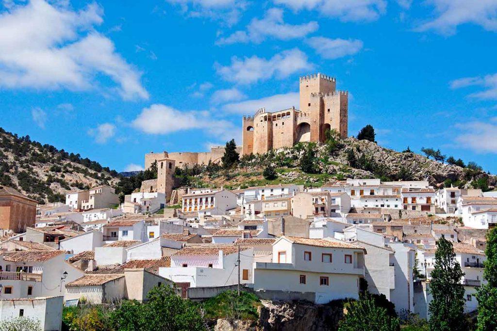 Castillo de los Fajardo Vélez-Blanco Almería