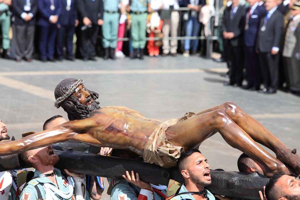 Cristo de Mena Andalucia