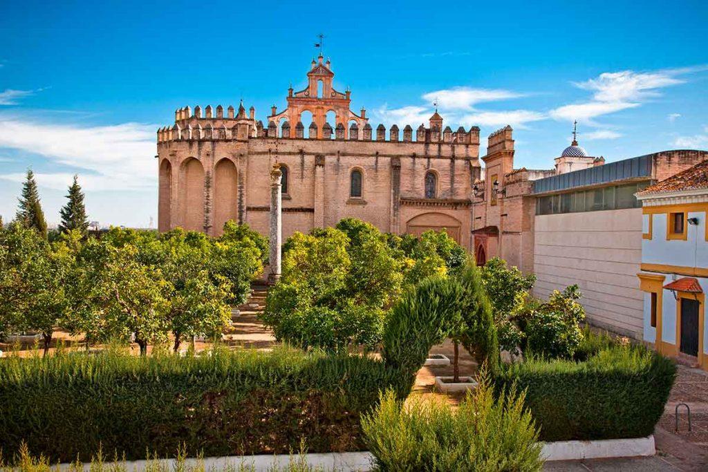 Monasterio en San Isidoro del Campo en Santiponce