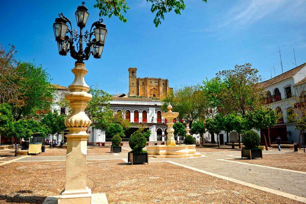 Plaza Mayor Osuna Estepa