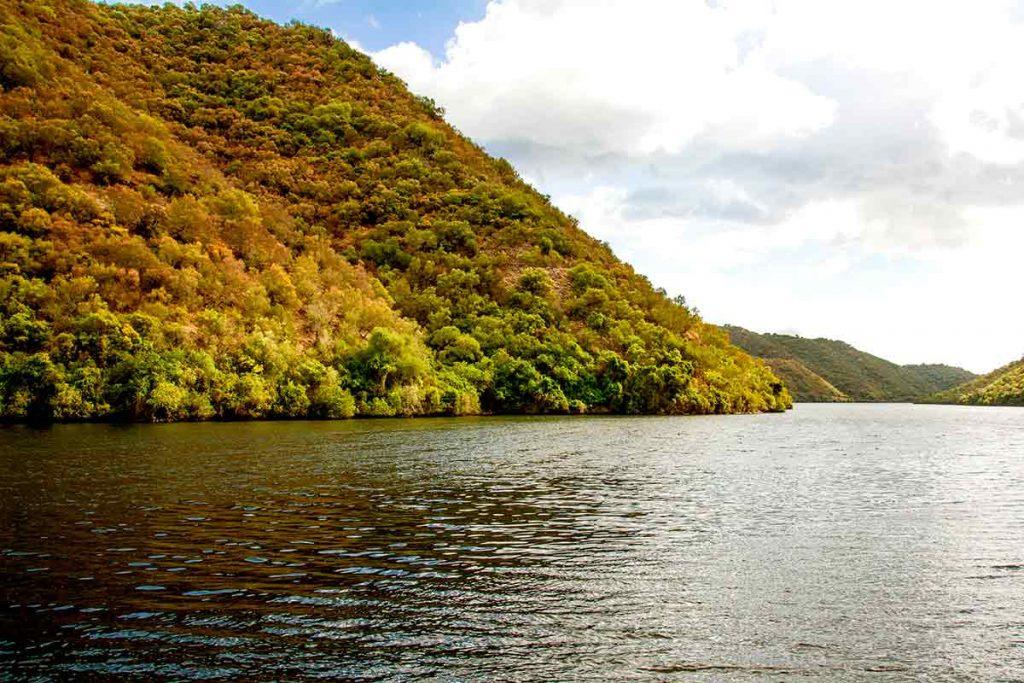 Rio Benbézar Hornachuelos Córdoba