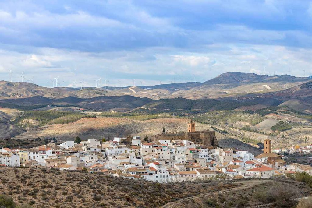 Serón Almeria rural