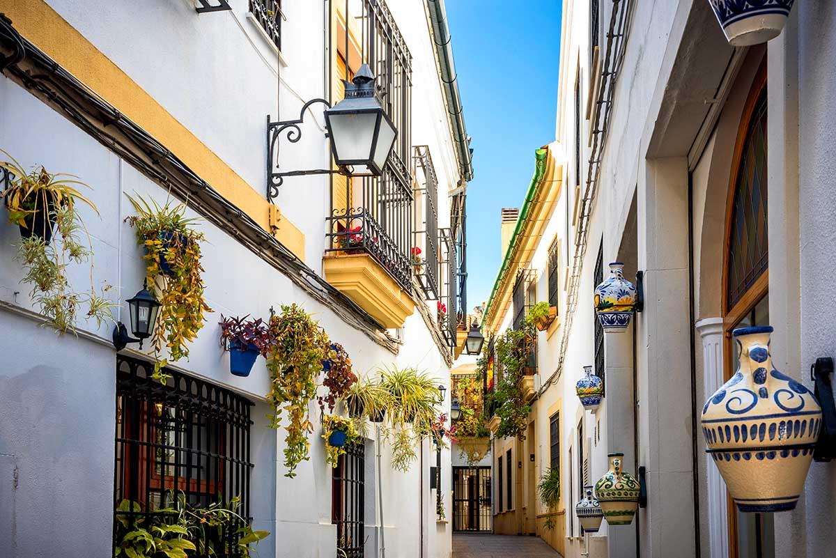 Barrio Judio Andalucia
