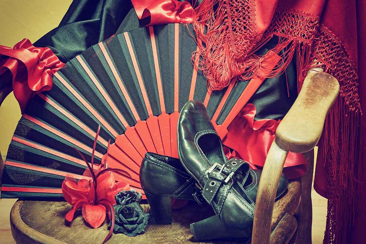 Ropa flamenco andalucia