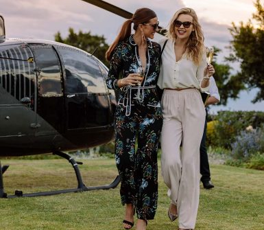 Book and hire routes, transfers and VIP transport by Helicopter