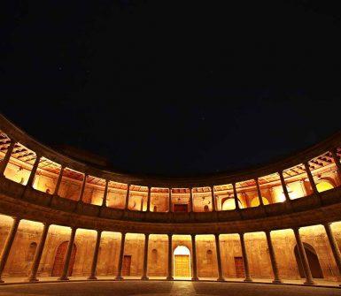 Visita guiada Alhambra de noche