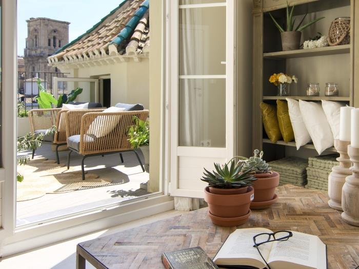Apartamento de lujo en Granada