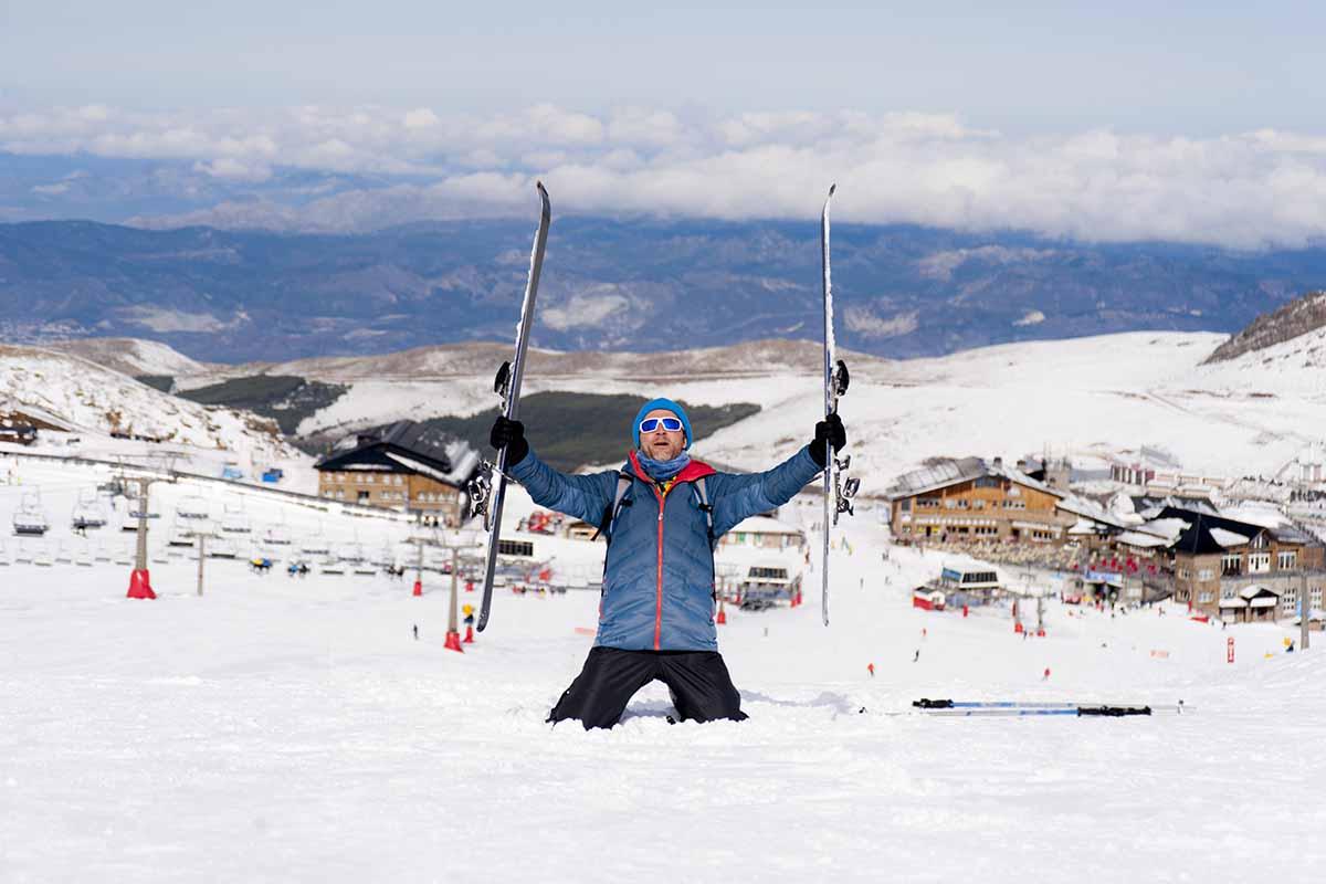 Viaje de Esquí a Sierra Nevada en Granada