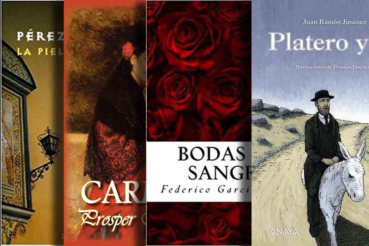 Libros de Andalucía