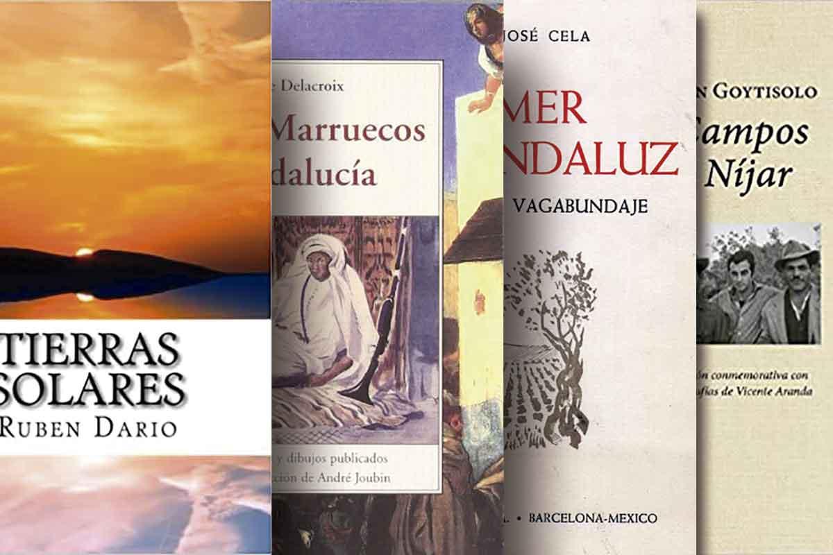 Libros de viaje andalucia